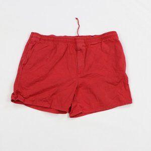 Vintage Eddie Bauer EbTek Faded Above Knee Shorts